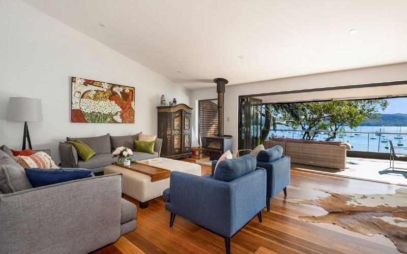 professional paint job with summit coatings sydney home interior