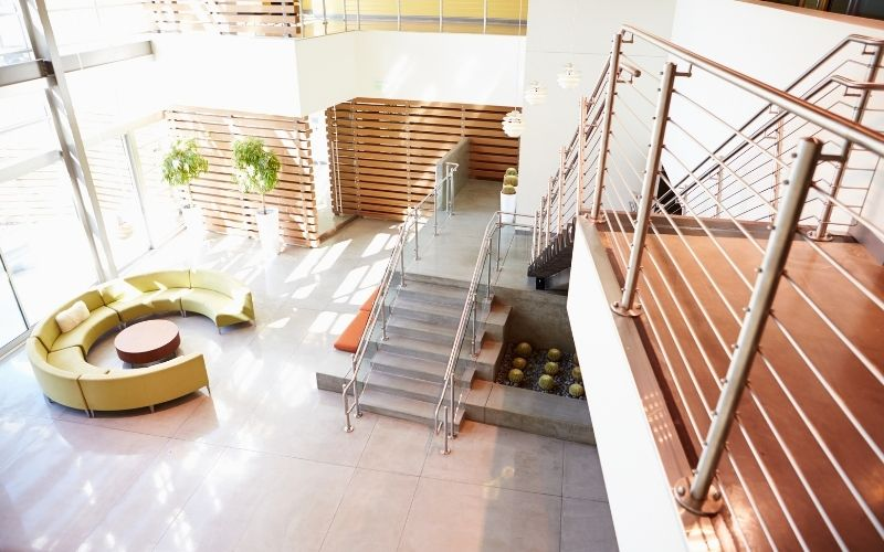 3 tips to make your commercial space brighter with paint at summit coatings