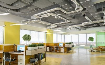 3 Tips to make your dark commercial space feel lighter