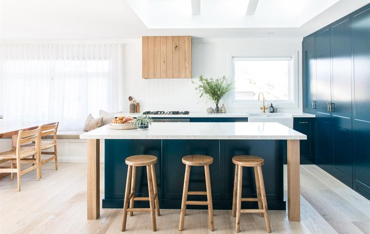 3 Ways to look after your kitchen and bathroom walls once the house painters have been