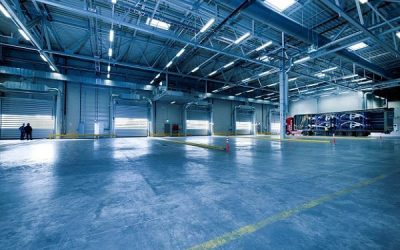 When is it best to paint a commercial property?