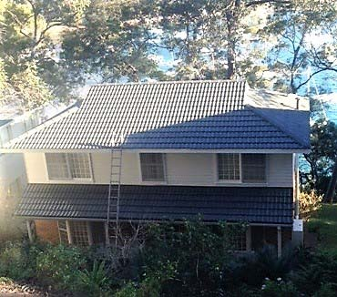Best roof painters Sydney after picture with Summit Coatings