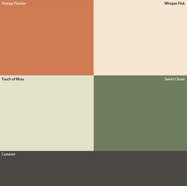 Our house painters sydney interior colour forecast for 2018 from Summit Coatings