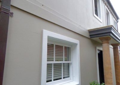 Strata Exterior Repaint, Neutral Bay