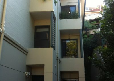 Painting and decorating, North Sydney