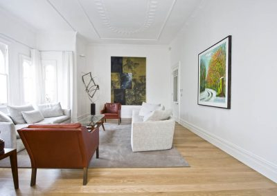 Finalist for the MPA Residential Repaint award in 2015, Woollahra