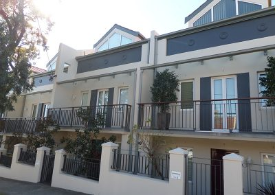 Finalist for the MPA Multi-Unit Residential Repaint in 2014, Stanmore