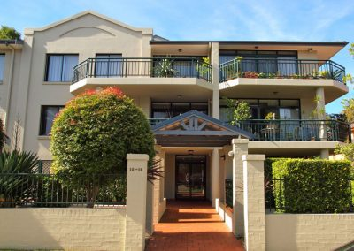 Strata exterior painting and decorating, Hornsby