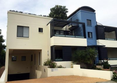 Finalist of the MPA Residential Multi-Unit Repaint Award 2016, Narrabeen