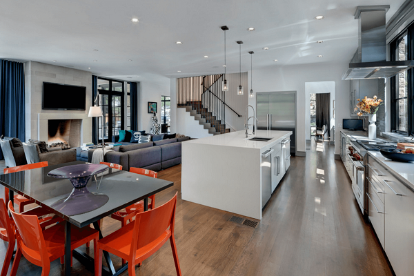 Know your residential paints for the living, dining and kitchen at Summit Coatings