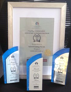 Summit Coatings take out awards at the Master Painters NSW Awards