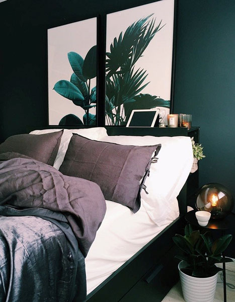 Finishing touches for your North Shore bedroom tips from Summit Coatings