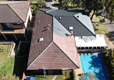 roof spraying summit coatings australia