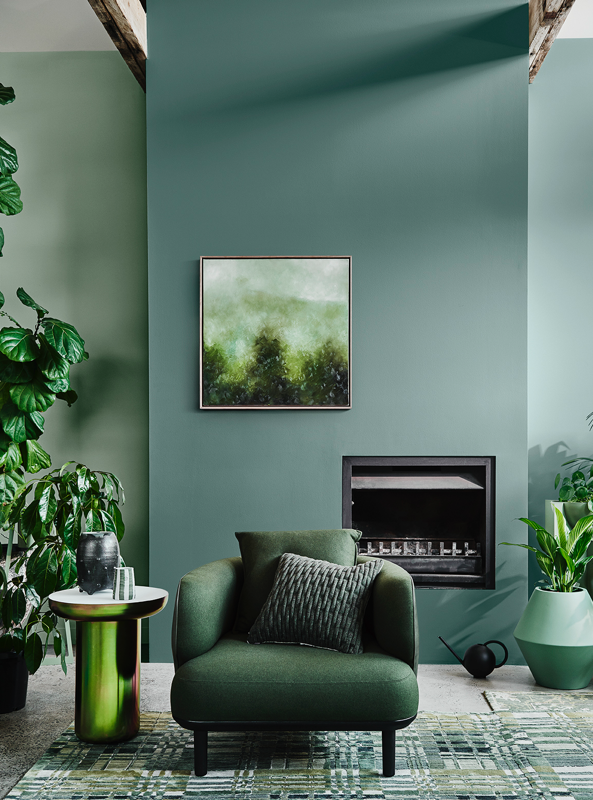 Northern Beaches Painter Green Trends